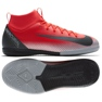 Chaussures d'intérieur Nike Mercurial Superfly 6 rouge