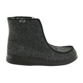 Befado chaussures pour femmes pu 996D004 gris