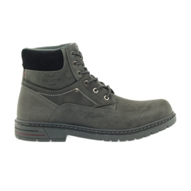 Bottines grises McKey 616