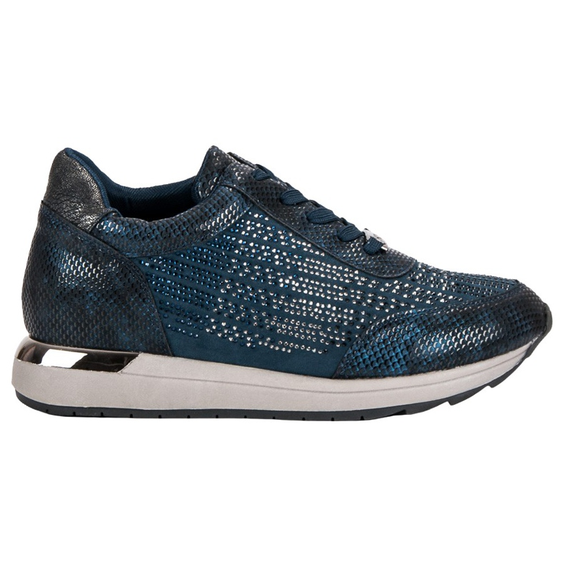 Kylie Chaussures de sport à la mode bleu