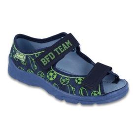 Befado chaussures pour enfants 969Y124