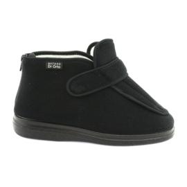 Noir Chaussures Befado DR ORTO 987D002