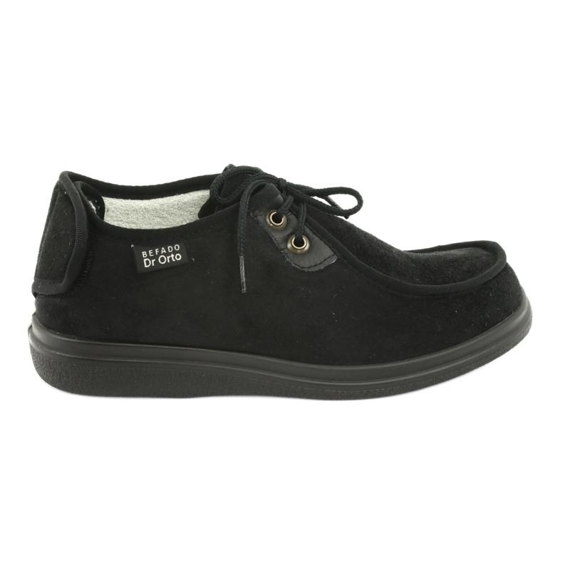 Befado chaussures pour femmes pu 387D005 noir