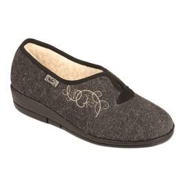 Befado chaussures pour femmes pu 940D357 brun