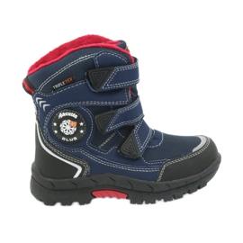 American Club Bottes américaines bottes d'hiver avec membrane 0926
