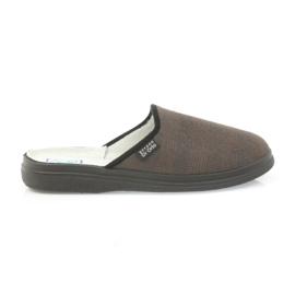 Befado chaussures pantoufles homme pantoufles santé 125m012