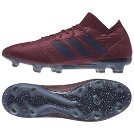 Chaussures de foot adidas Nemeziz 18.1 FG M DB2082