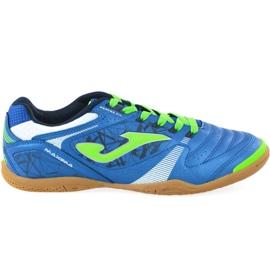 Chaussures d'intérieur Joma Maxima Fg M 804 multicolore bleu