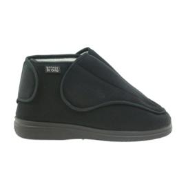 Noir Befado DR Orto 163M002 chaussures