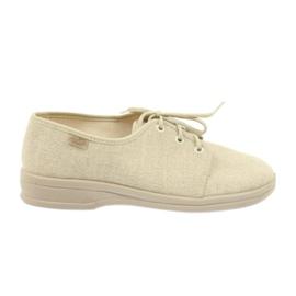 Brun Befado chaussures hommes chaussures pu 630M007