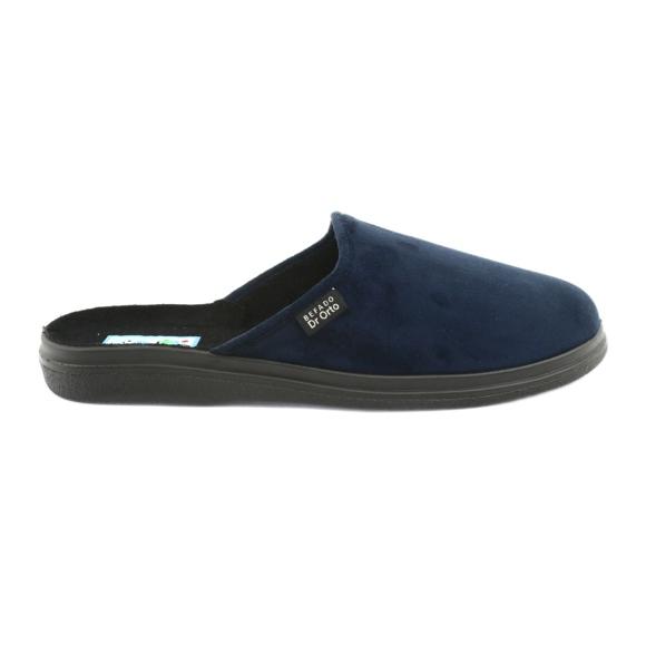 Befado chaussures pour hommes pu 125M006 marine