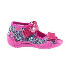 Befado enfants chaussures pantoufles sandales 242p072