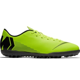 Chaussures de football Nike Mercurial Vapor X 12 Club Tf M AH7386-701