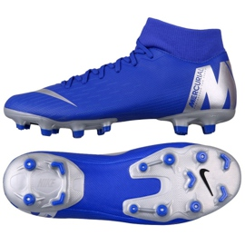 Chaussures de football Nike Mercurial Superfly 6 Academy FG / MG M AH7362-400