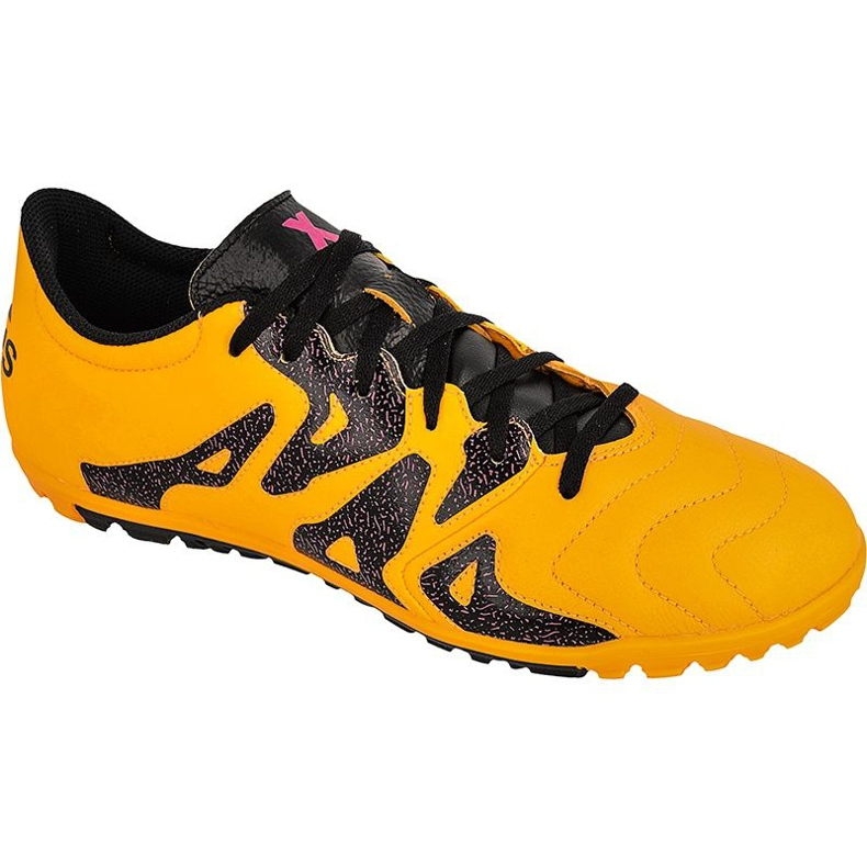 Chaussures de football Adidas X 15.3 Tf M orange