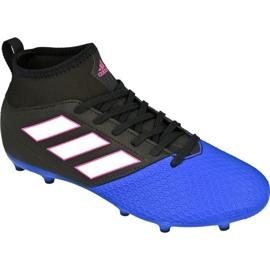 Chaussures de football Adidas Ace 17.1 Fg Jr S77040 bleu