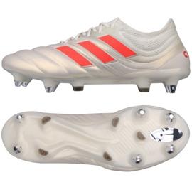 Chaussures de football Adidas Copa 19.1 SG M F36075 argent