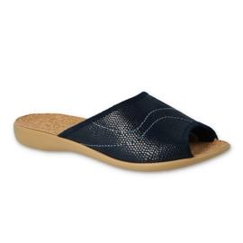Marine Befado chaussures pour femmes pu 254D093
