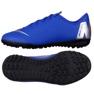 Nike Mercurial VaporX 12 Academy Tf Jr AH7342-400 bleu bleu