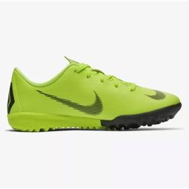 Chaussures de foot Nike Mercurial VaporX 12 Academy Tf Jr AH7353-701
