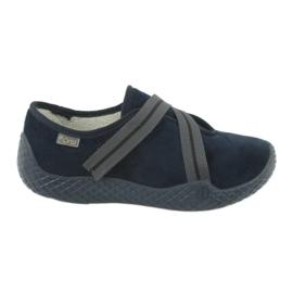 Marine Chaussures femme Befado - jeune 434D015