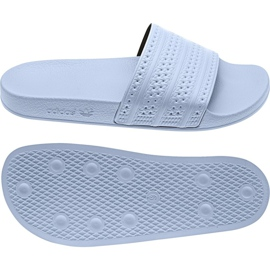 Tongs Adidas Originals Adilette en BA7539 blanc