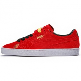 Chaussures Puma Suede Classic Berlin Flame M 366297 01 rouge