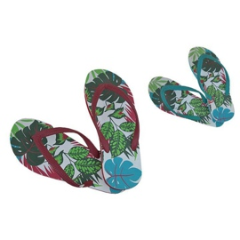 Multicolore Chaussons, tongs Speedo Jungle Thong