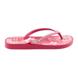 Ipanema tongs chaussures pour femmes pour la piscine 82518