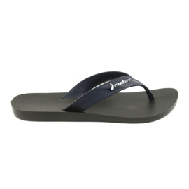 Rider Tongs chaussures pour hommes bleu marine