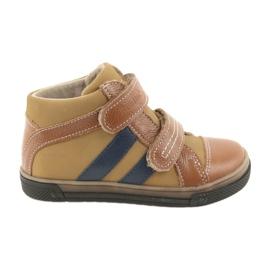 Boote chaussures bottes pour enfants Ren But 3225 rouge / marine