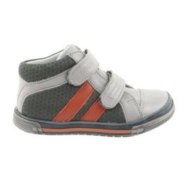Bottes Velcro Bottes Ren But 3225 gris / orange