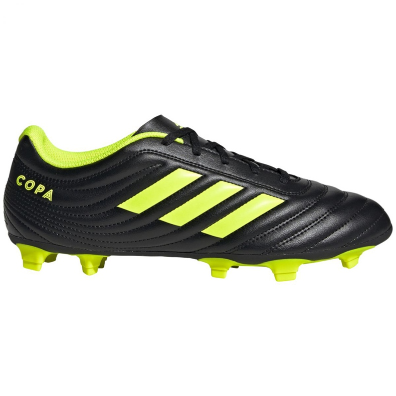 Chaussures de foot adidas Copa 19.4 Fg M BB8091 noir noir