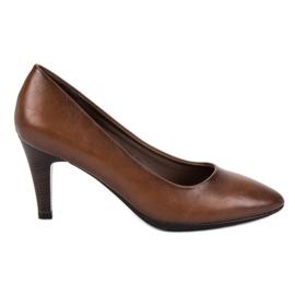 Vinceza Escarpins classiques marrons brun