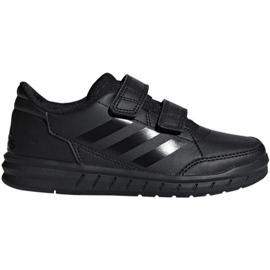 Noir Chaussures adidas AltaSport Cf K Jr. D96831