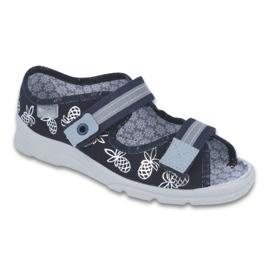 Marine Befado chaussures pour enfants 969Y138