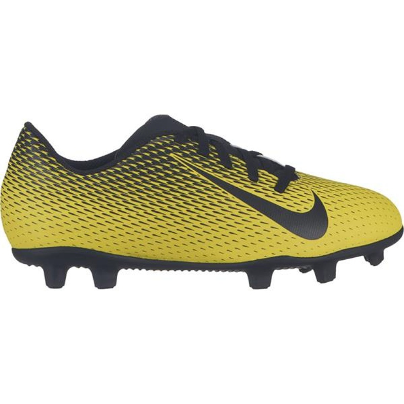Chaussures d'intérieur Nike Bravatax Ii Ic M 844441-701 jaune jaune