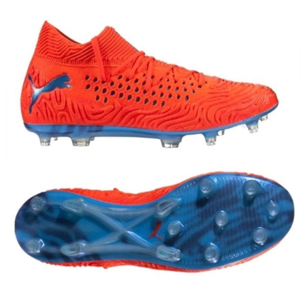 Chaussures Fg Ag 01 Football M 1 105531 De Future Puma 19 Netfit tCsQhrd