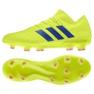 Chaussures de foot adidas Nemeziz 18.1 FG M BB9426 jaune