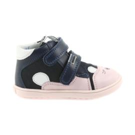 Bottes chaussures enfants Velcro lapin Bartek 11702