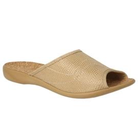 Befado chaussures pour femmes pu 254D094 brun