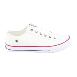 Big Star Sneakers à égalité blanche 174271