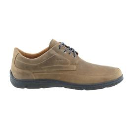Chaussures de sport Badura 3390 marron brun