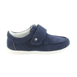 Bartek marine Chaussures tout-aller pour garçons, grenade 55599