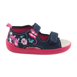 American Club Chaussons pour enfants, sandales et insert en cuir américain 37/19