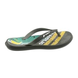 Chaussons enfants chaussures Rider 82563 noir
