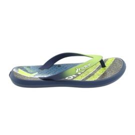 Chaussons enfants chaussures Rider 82563 bleu marine