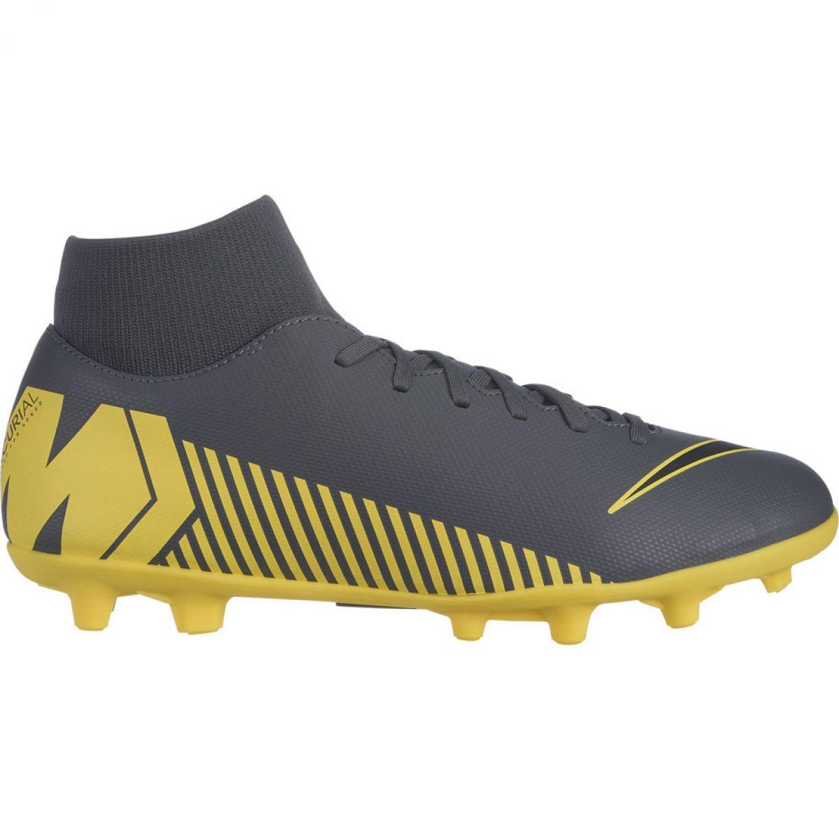 meilleur pas cher 64a4b 0bd55 Chaussures de foot Nike Mercurial Superfly 6 Club Mg AH7363-070