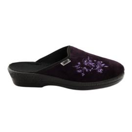Befado chaussures pour femmes pu 219D425 pourpre