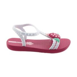 Sandales parfumées Ipanema 82539 coccinelle